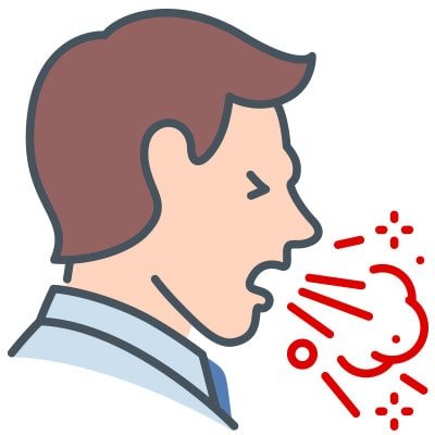 New or continuous cough