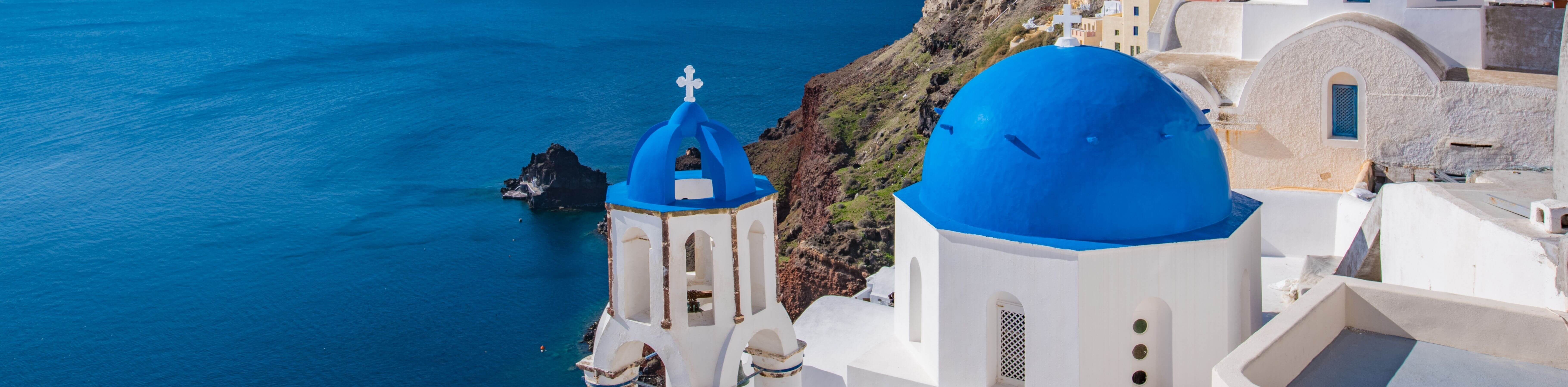 The Greek Islands - Fit to fly certificate uk